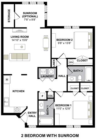22B Floor Plan 3
