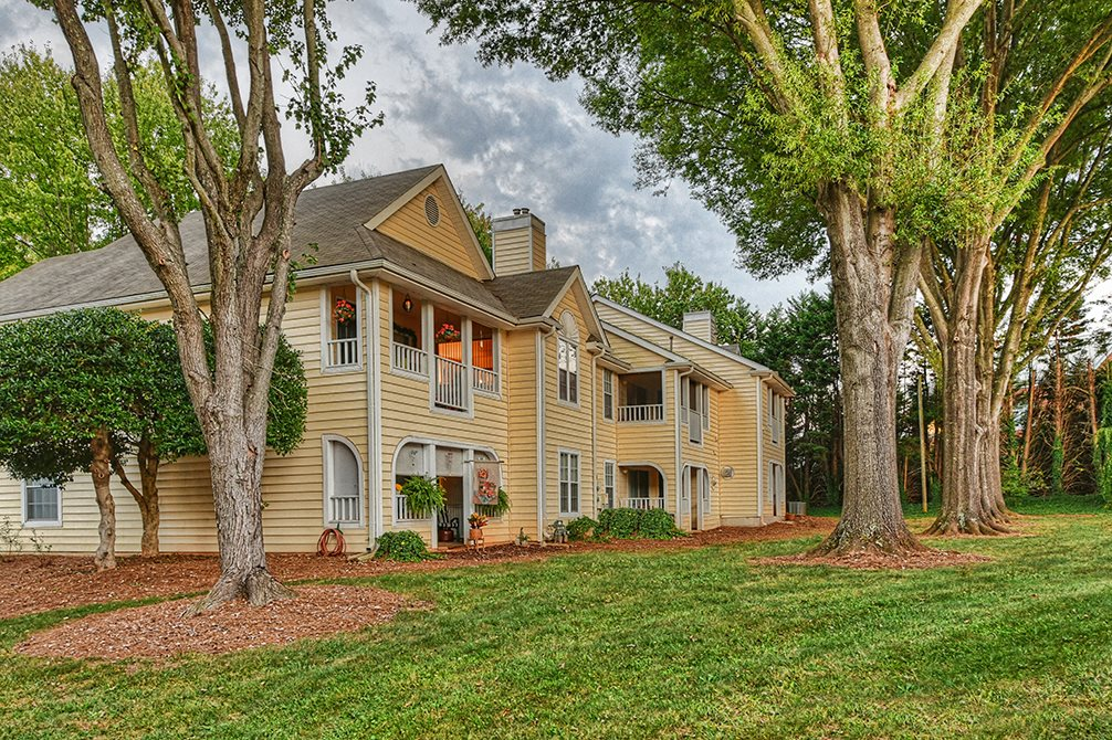 Gaslight Apartments Greensboro Nc