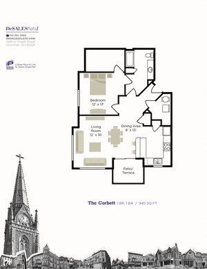 DeSales Flats - The Corbett