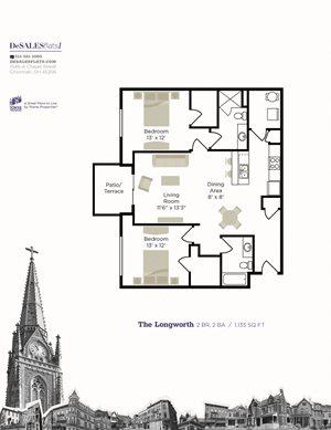 DeSales Flats - The Longworth