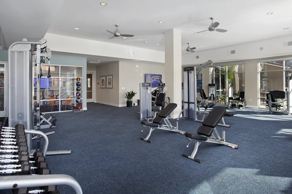 State-Of-The-Art Fitness Facility with Kids' Entertainment Suite, at Preserve at Melrose, Vista, 92083