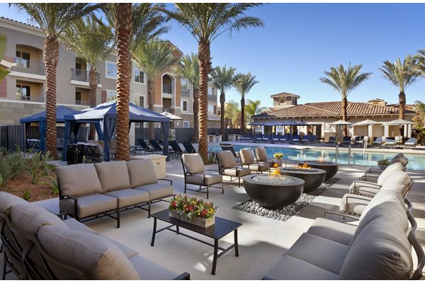 Resort-style Pool and Spa, at Preserve at Melrose, 1401 North Melrose Drive