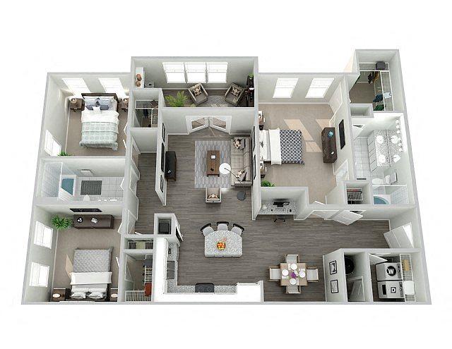 C1SUN Floor Plan 10
