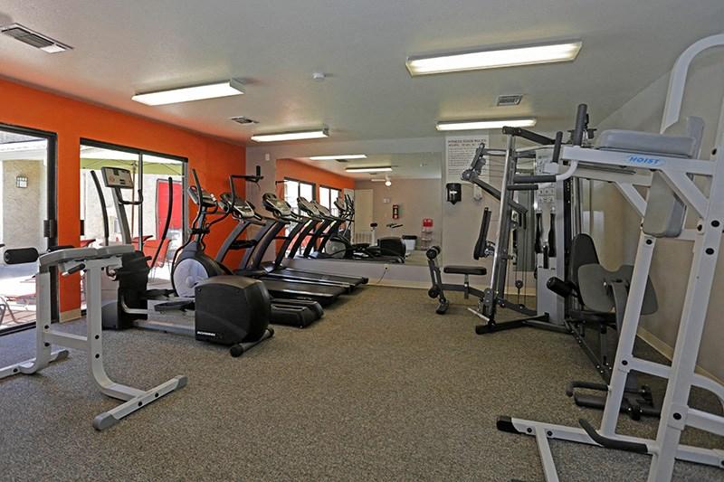 Acacia | Chico CA | Apartments | Gym