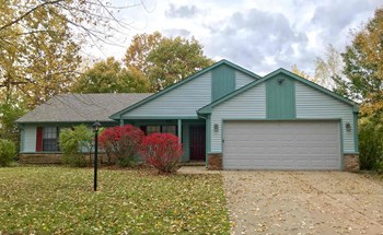 3258 Cherry Lake Indianapolis, IN 46235 3 Beds House for Rent Photo Gallery 1
