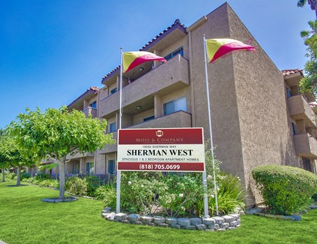 Sherman West Apartments Community Thumbnail 1