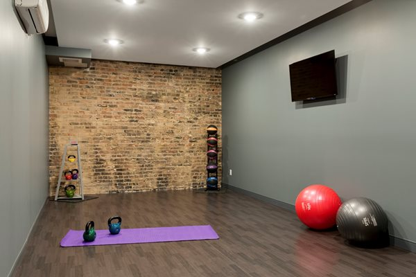 Additional Yoga Studio at The M on Hennepin, Minnesota, 55414