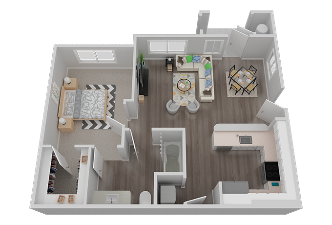 Dolce Floor Plan 2