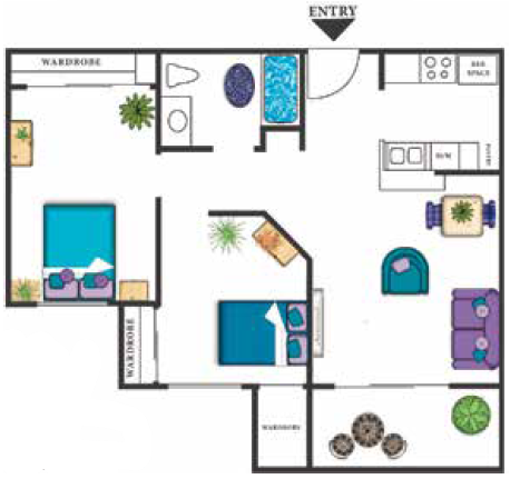Cayman Floor Plan 3