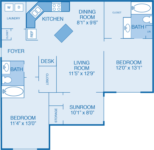 Brookstone Floor Plan 6