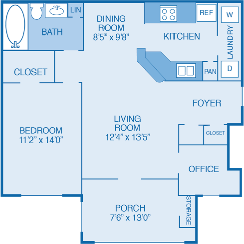 Meadowview Floor Plan 3