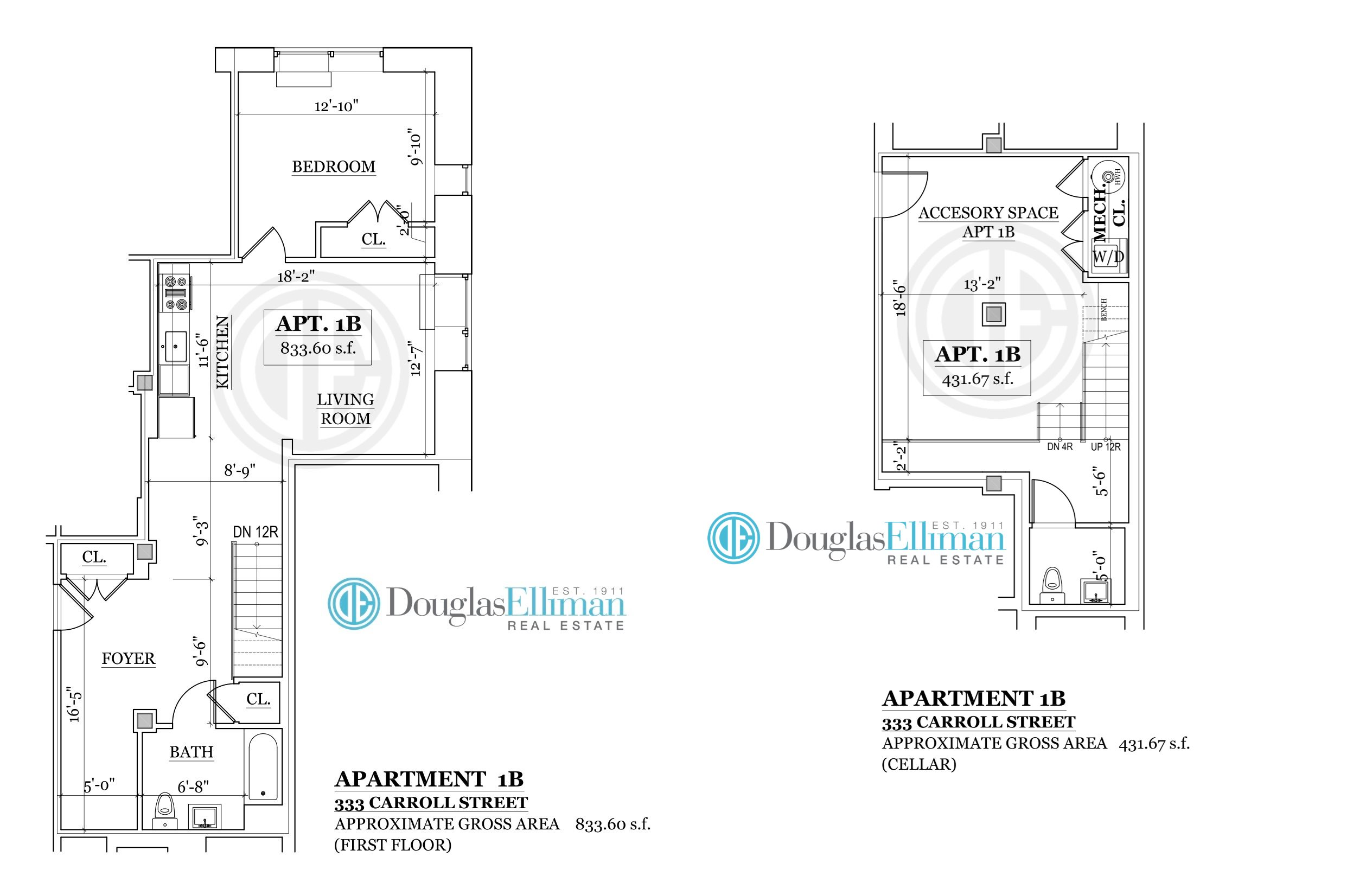 floor plans of 335 carroll apartments in brooklyn ny