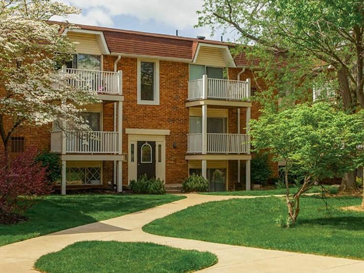 Hunters Ridge Apartments in Toledo OH