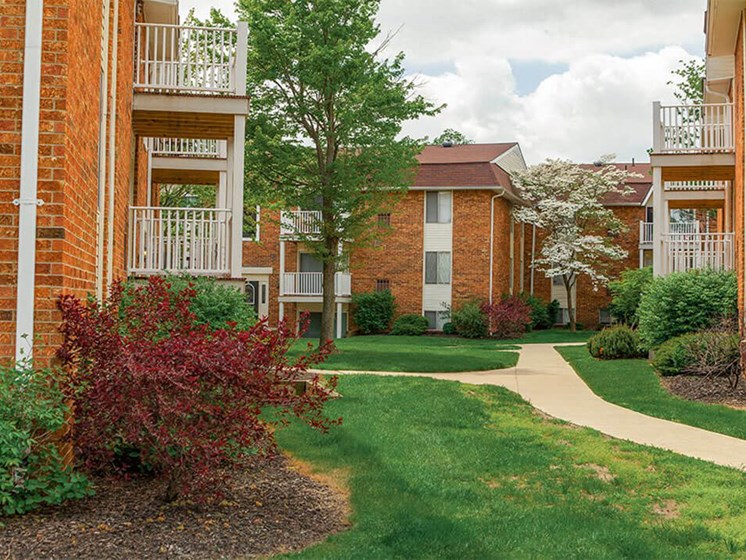 Toledo OH apartments for rent