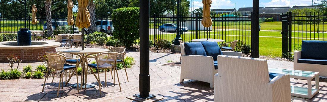 Marrero Commons New Orleans Louisiana