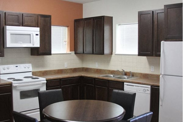 Marrero Commons Apartments New Orleans Kitchen