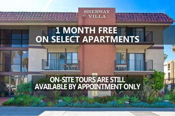 17808 Sherman Way Studio-1 Bed Apartment for Rent Photo Gallery 1