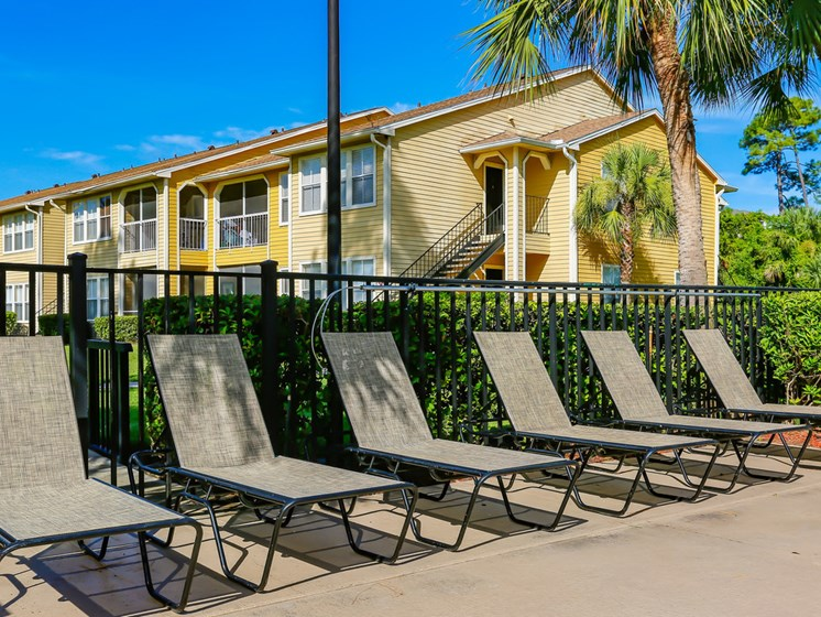 Swimming Pool With Relaxing Sundecks at The Adelaide, Florida