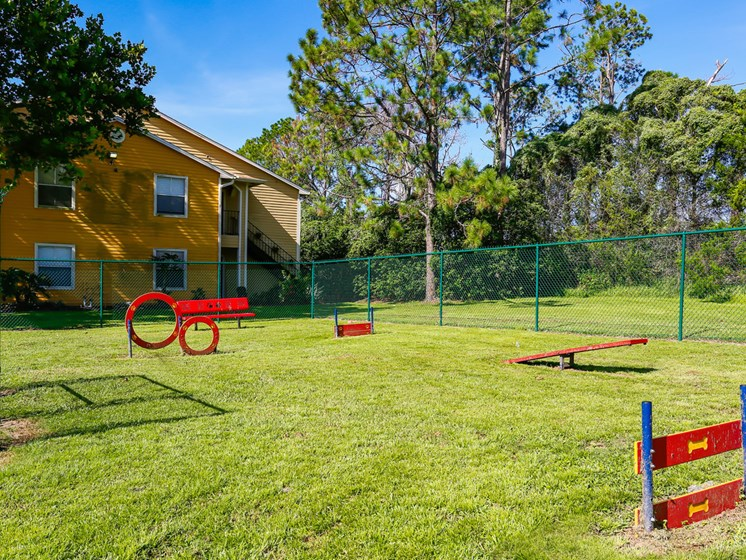 Pet Park For Your Four Legged Friend at The Adelaide, Florida, 32821