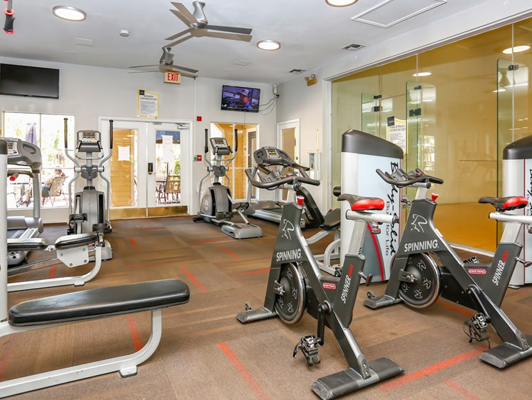 24-Hour Fitness Center at The Adelaide, Orlando