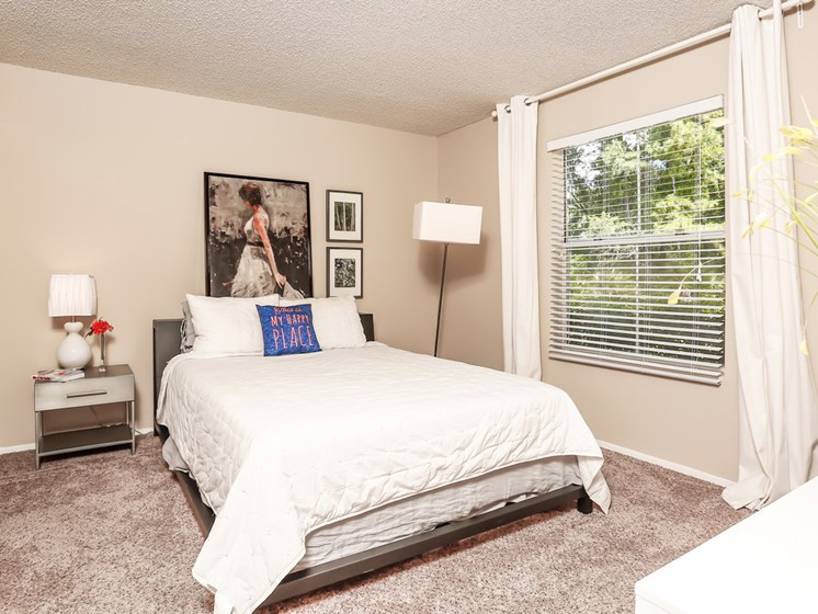 Well Decorated Bedroom With Plenty Of Natural Lights at The Adelaide, Florida, 32821