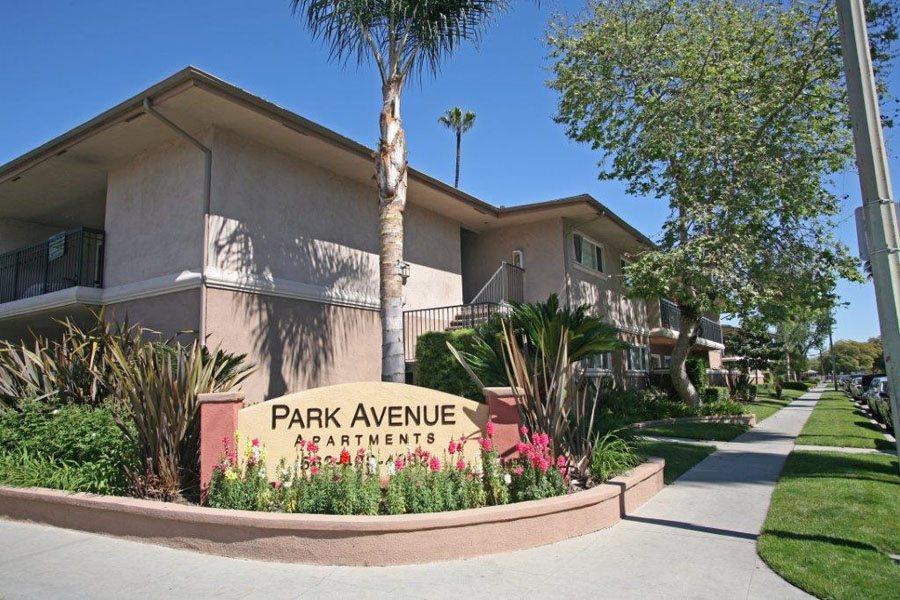 Park Avenue Apartments Long Beach Ca