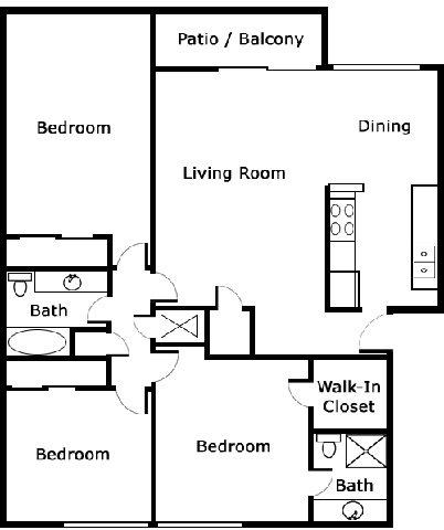 Plan N Floor Plan 14