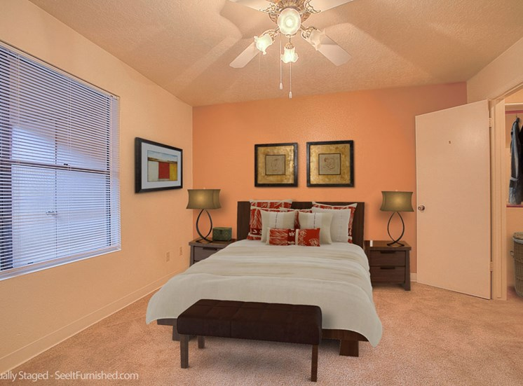 Live in Cozy Bedrooms at The Overlook Apartments, New Mexico, 87111