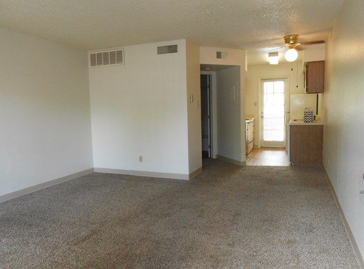 Open Floor Plans at Eagle Point Apartments, Albuquerque, NM
