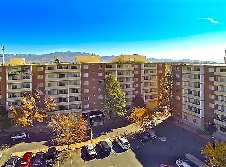 Resort Style Community at The Towers Apartments, New Mexico, 87109