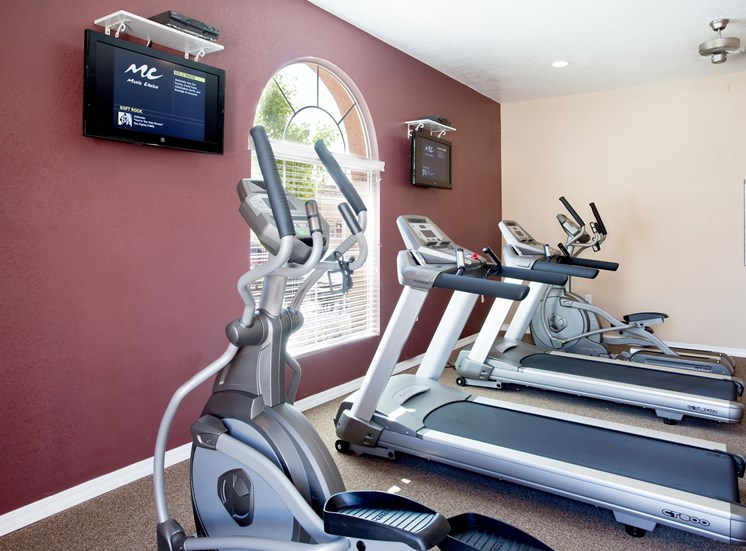 Cardio Equipment at Cantata at the Trails Apartments, 6700 Cantata Street, NM
