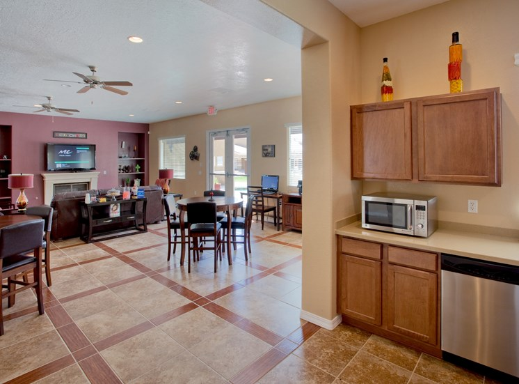 Newly Renovated Clubhouse at Cantata at the Trails Apartments, Albuquerque, 87114