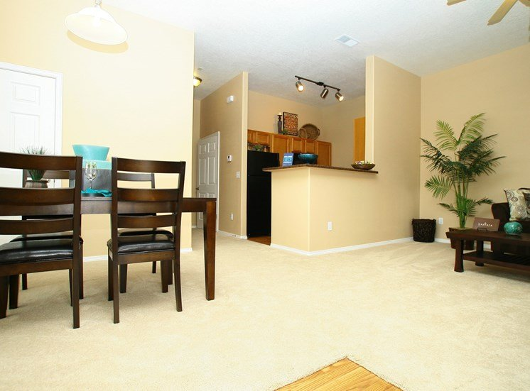 Dining Room Or Eat-In Kitchen at Cantata at the Trails Apartments, NM, 87114