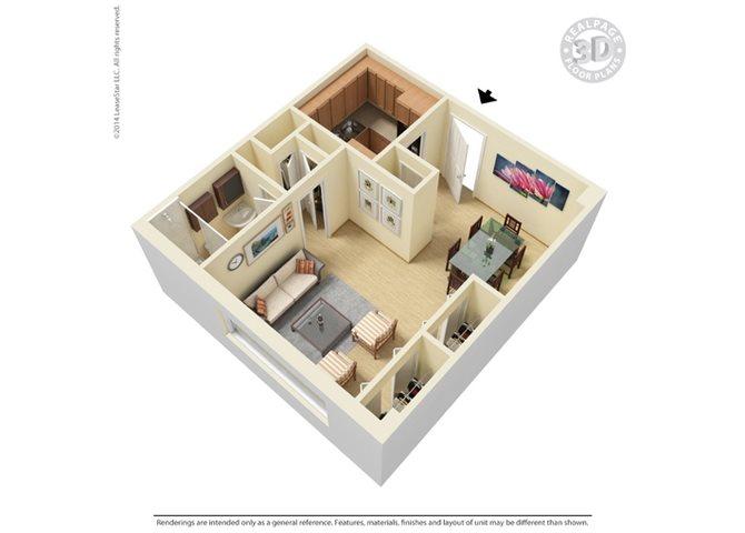 The City Floor Plan 1