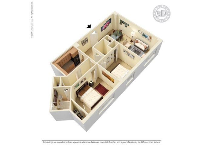 The Sound Floor Plan 4