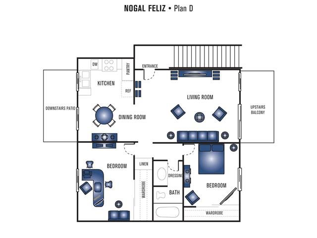 Plan D Floor Plan 3