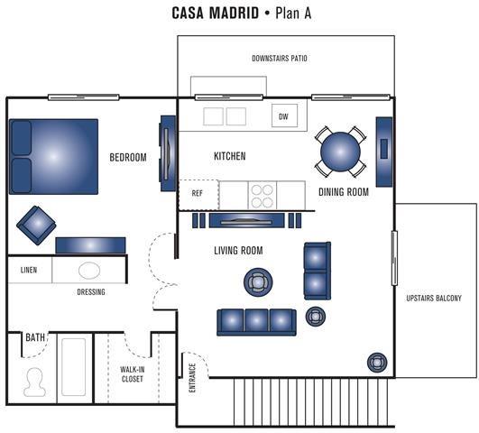 Plan A Floor Plan 2