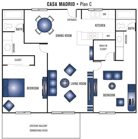 Plan C Floor Plan 4