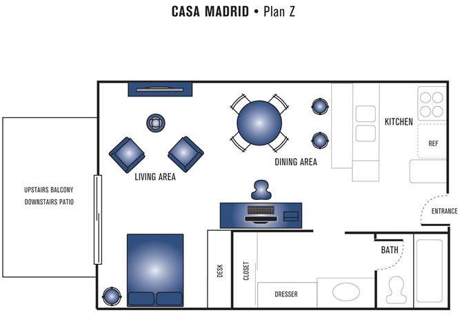 Plan Z Floor Plan 1