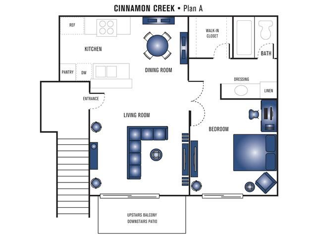 Plan A Floor Plan 3