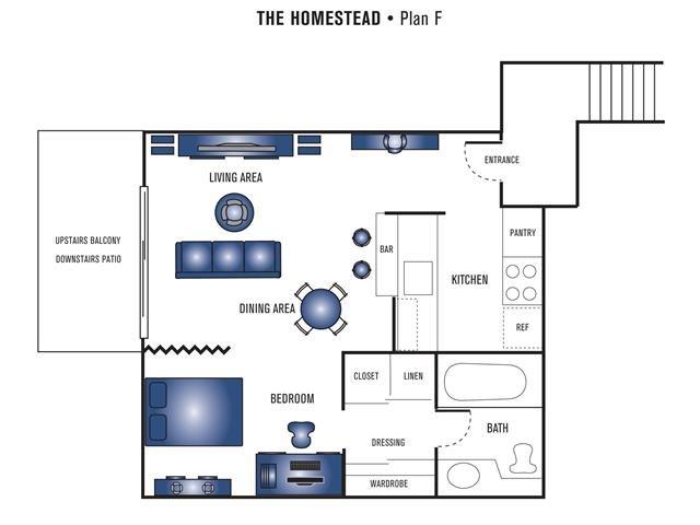 Plan F Floor Plan 2