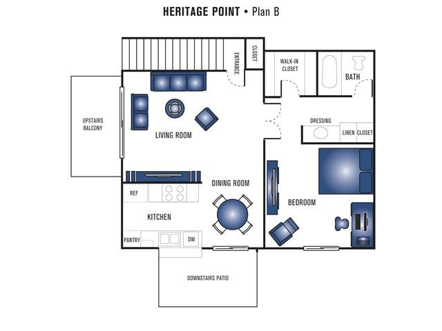Plan B Floor Plan 3