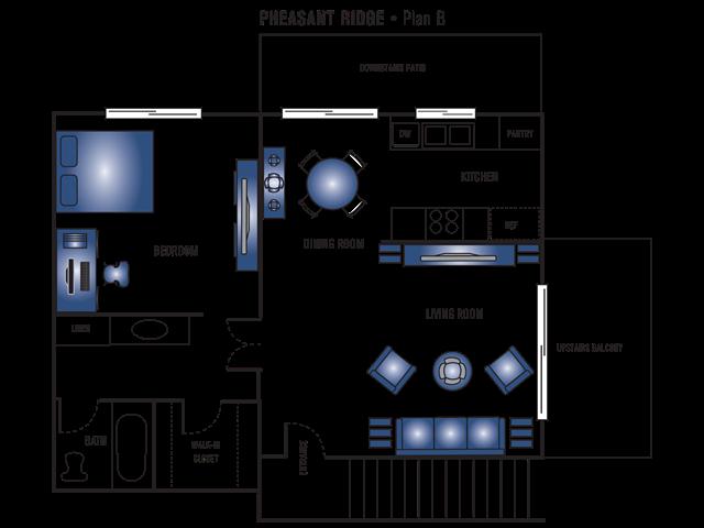 Plan B Floor Plan 4