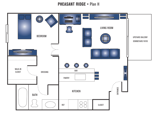 Plan H Floor Plan 2