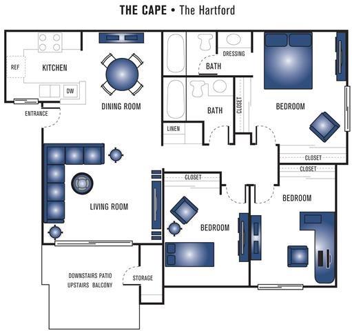 The Hartford Floor Plan 5