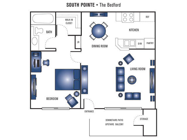 Bedford Floor Plan 2