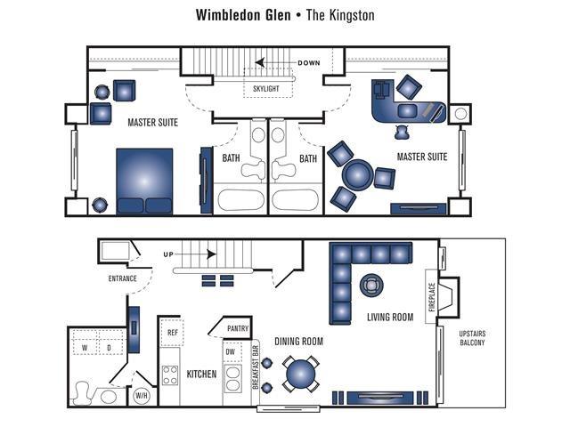 The Kingston Floor Plan 5