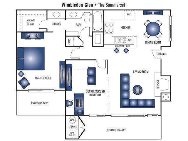 The Summerset Floor Plan 4