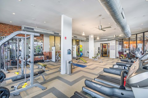 Spectrum South End Fitness Center