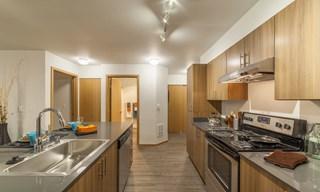 Spruce Kitchen Island